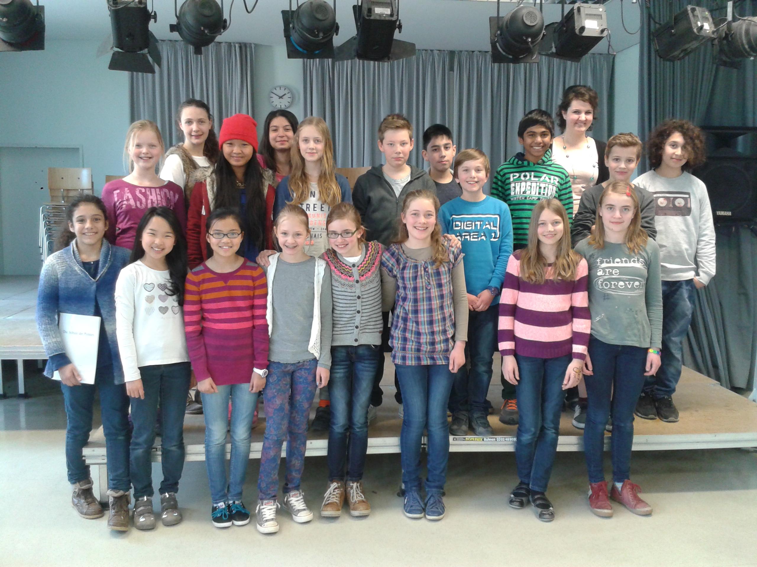 Foto Leibniz-Gymnasium - Schule der Piraten(1)