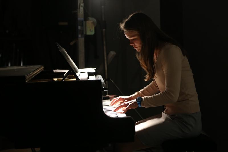Lisa entzückt das Publikum mit der Fantasie Impromptu von Chopin