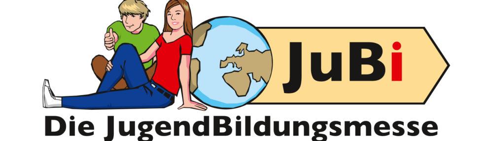 Logo der Jugendbildungsmesse, www.jugendbildungsmesse.de