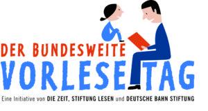 Logo des Vorlesetages